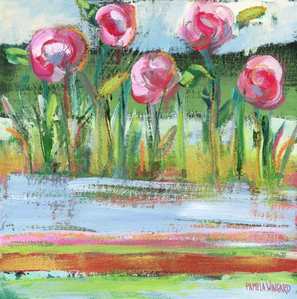 Garden Joy VI Wingard, Pamela J. 104924