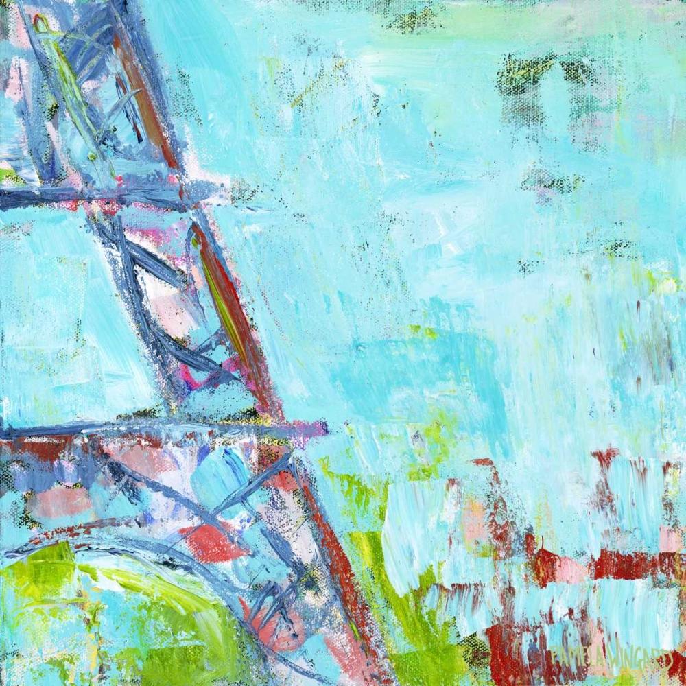 Eiffel Tower I Wingard, Pamela J. 118582
