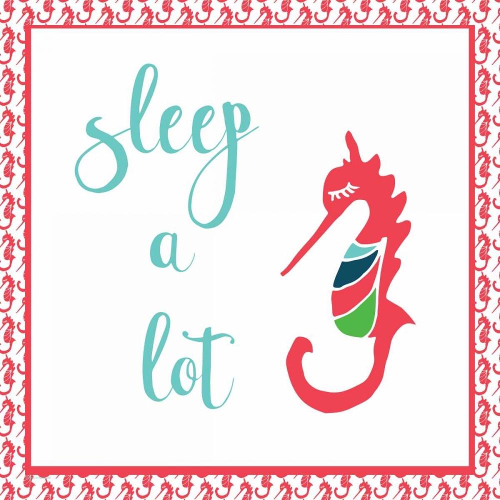 Sleep Seahorse Wingard, Pamela J. 120001