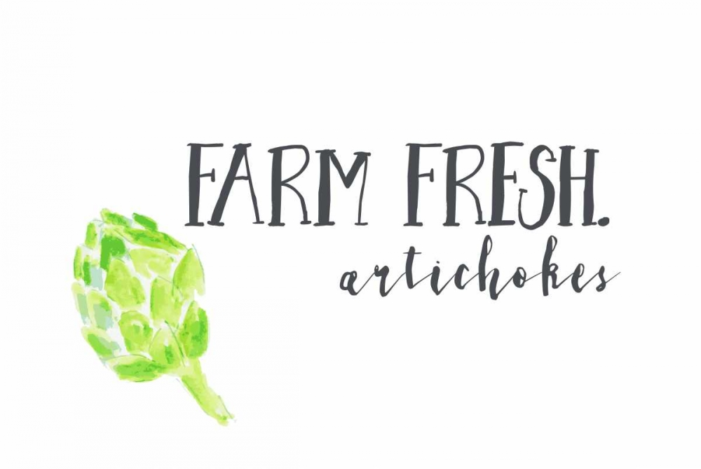 Farm Fresh Artichokes II Wingard, Pamela J. 126284