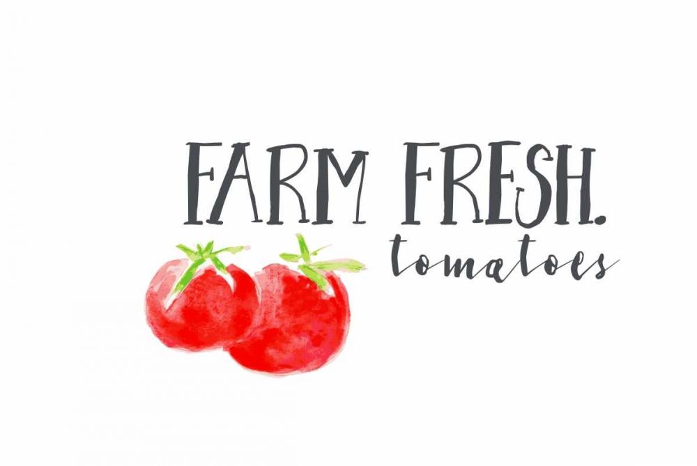 Farm Fresh Tomatoes II Wingard, Pamela J. 126286