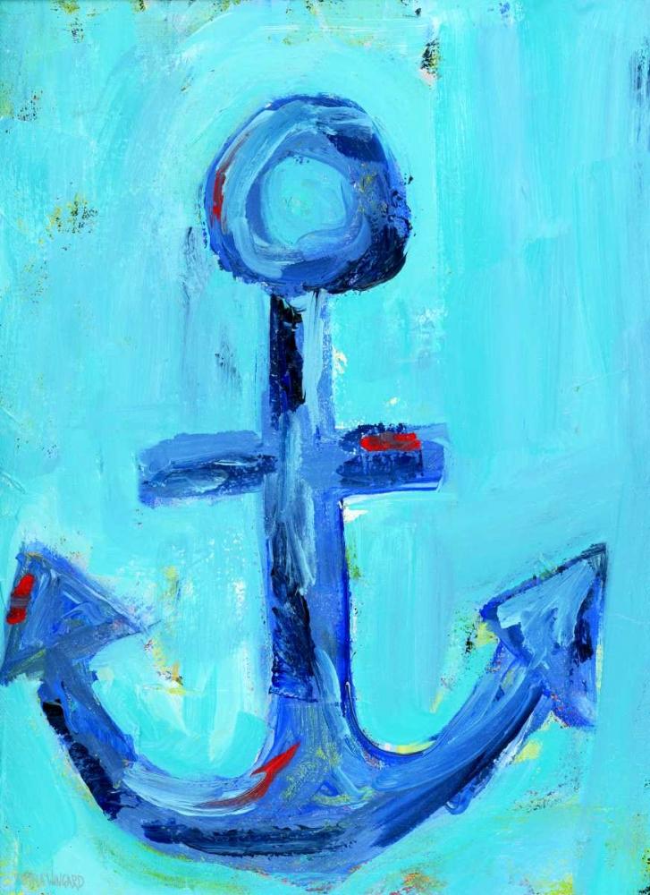 Boys Nautical Anchor Wingard, Pamela J. 126309