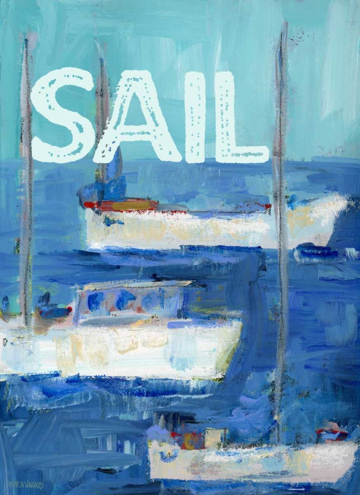 Boys Nautical Boats Sail Wingard, Pamela J. 126314