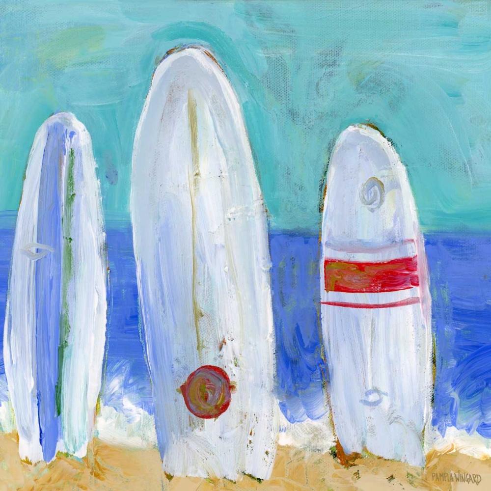 Boys Nautical Surfboards Wingard, Pamela J. 126316