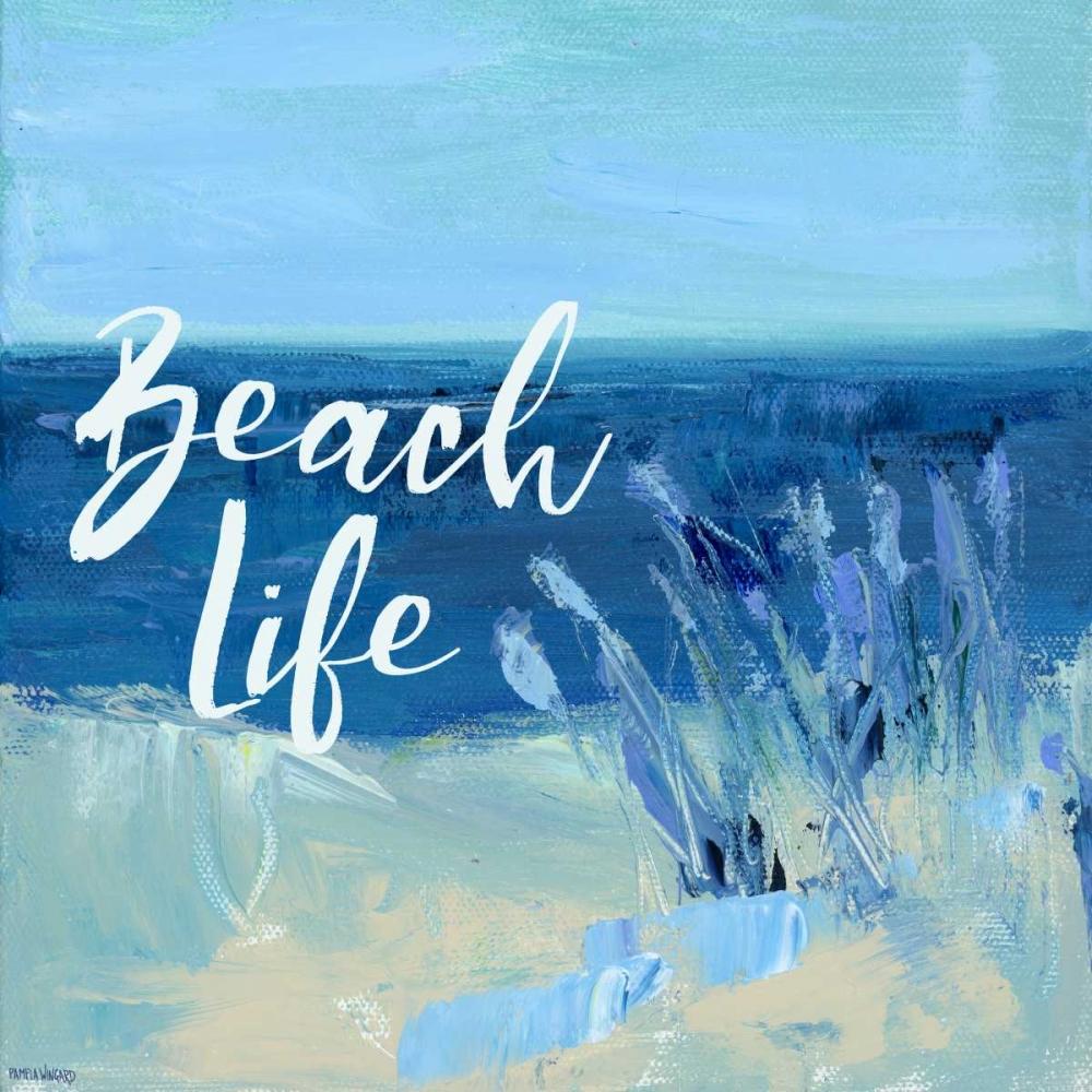 Beach Life Wingard, Pamela J. 141495
