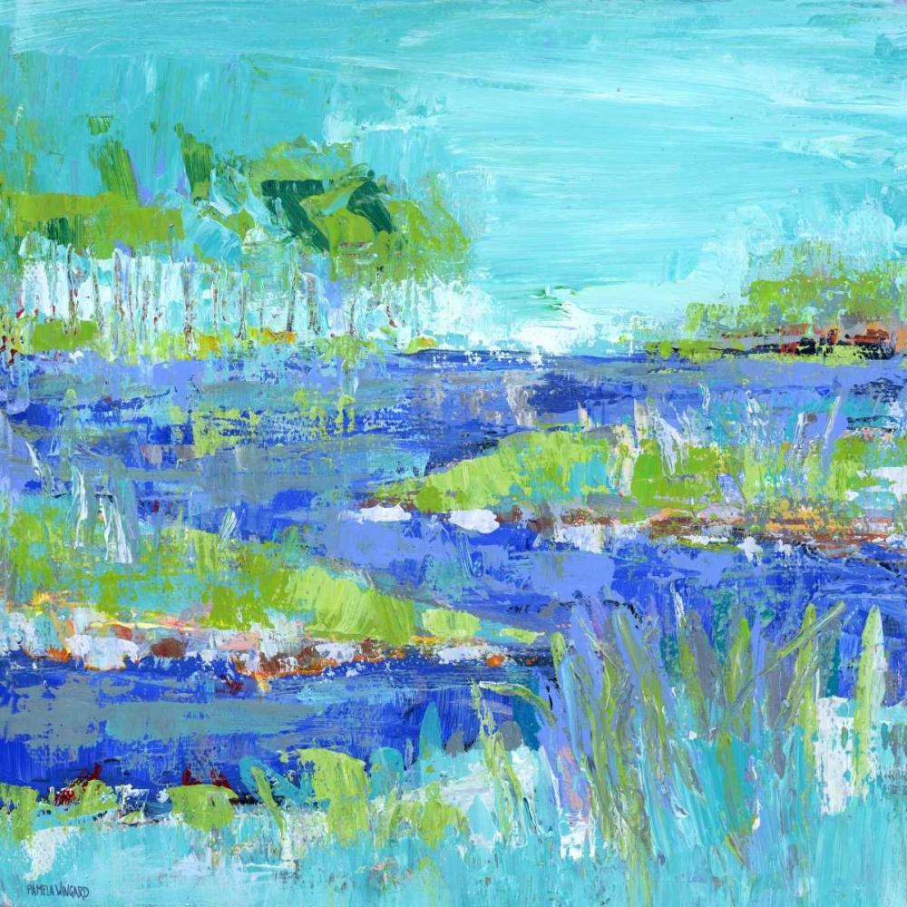 Blue Series Inspiring Wingard, Pamela J. 141499