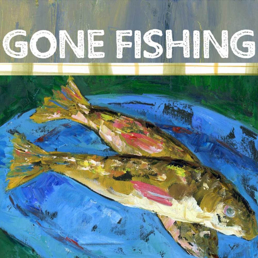 Gone Fishing Wingard, Pamela J. 141510