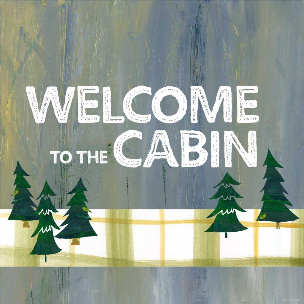 Welcome to the Cabin Wingard, Pamela J. 141511