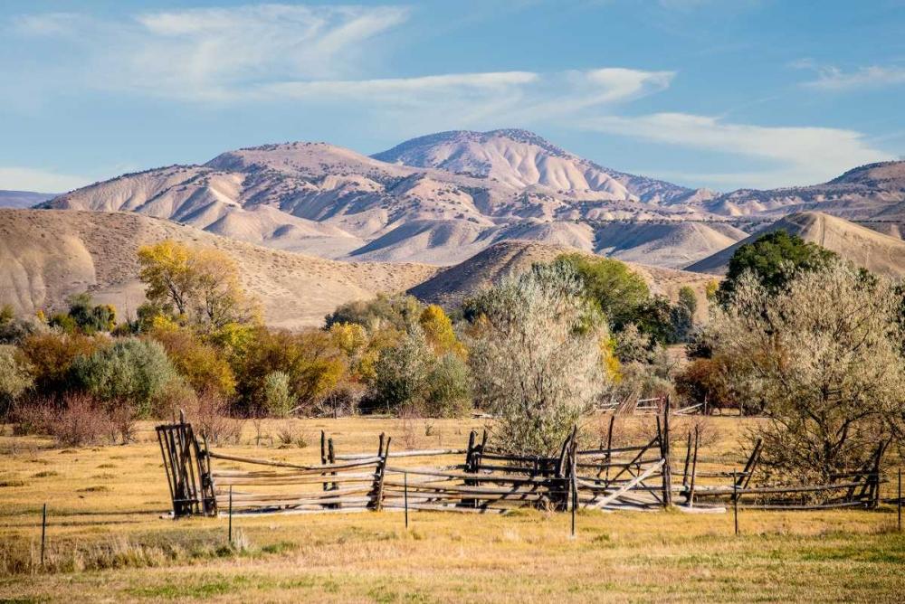 Old Fence Murdock, Ramona 118616