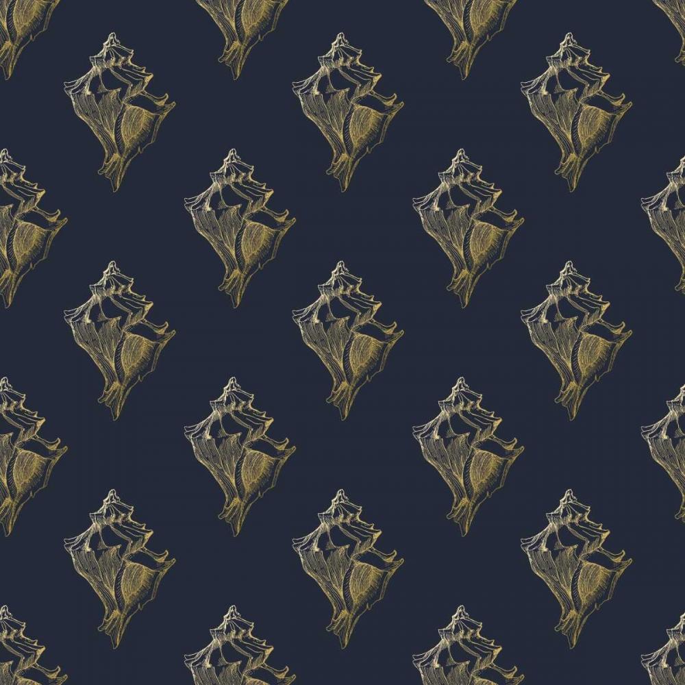 Gold Shell Pattern Murdock, Ramona 154008