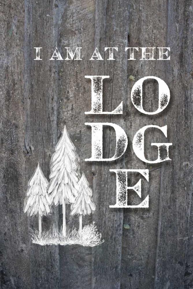 I Am at the Lodge Murdock, Ramona 156831