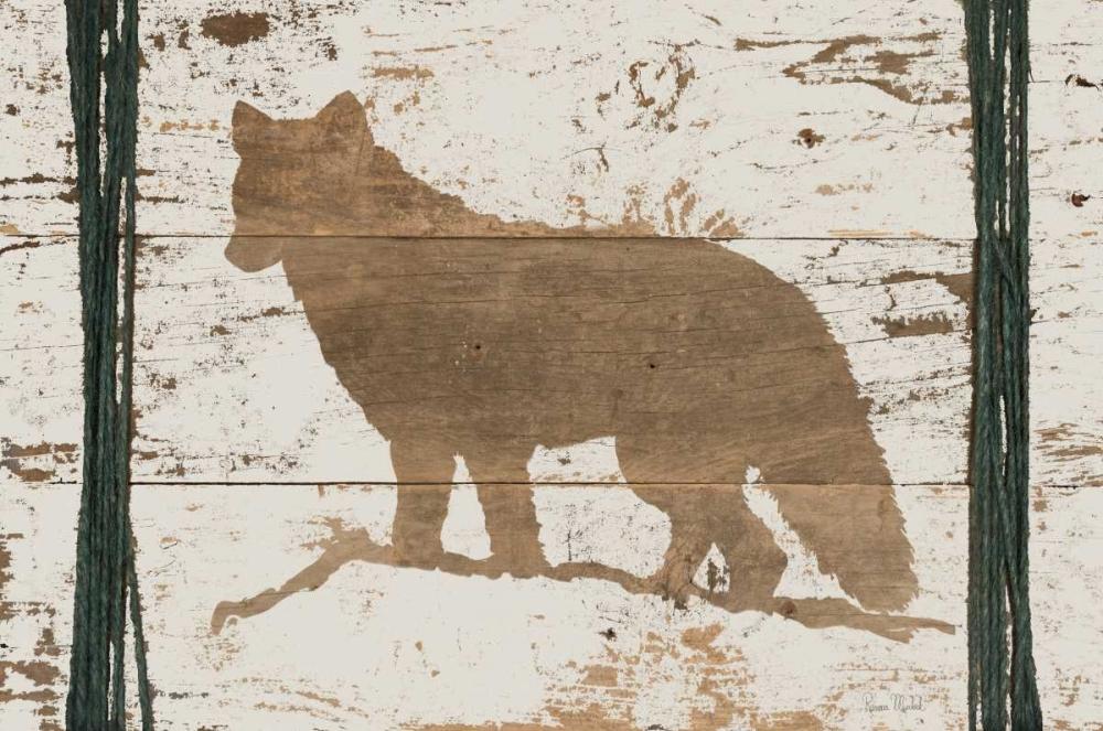 Coyote in Reverse Murdock, Ramona 156841
