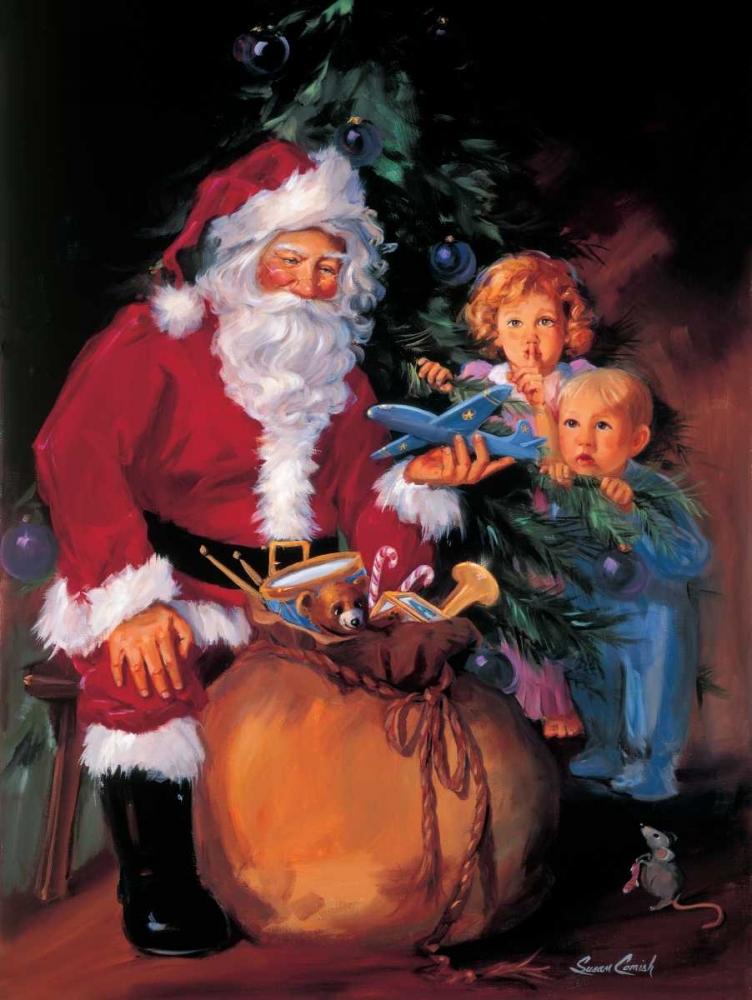 Christmas Eve Wonder Comish, Susan 46188