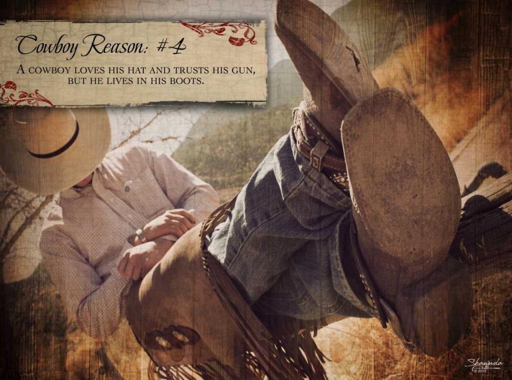 Cowboy Reason IV Eva, Shawnda 46218