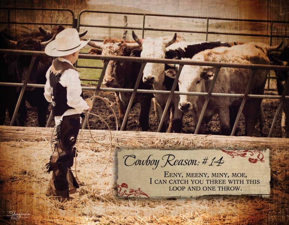 Cowboy Reason 14 Craig, Shawnda 60247
