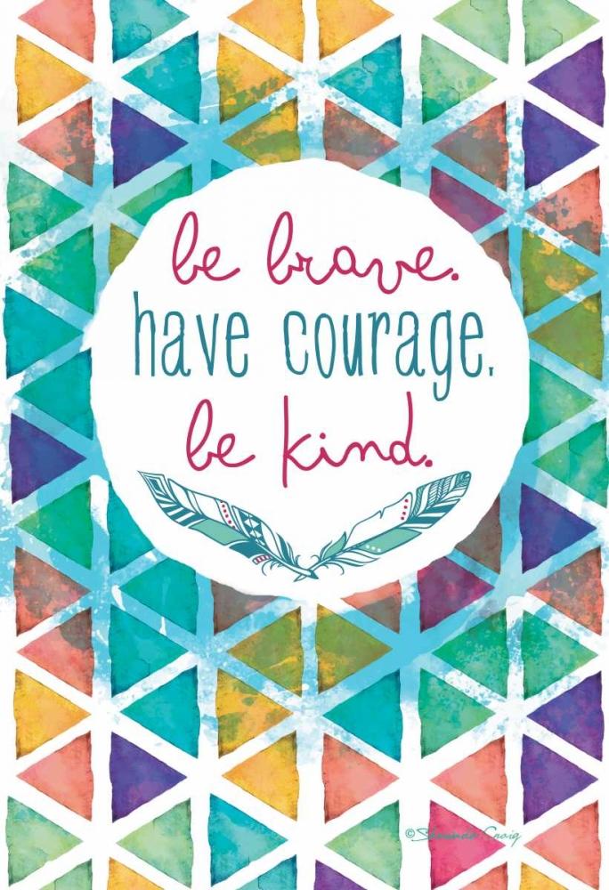Be Brave Craig, Shawnda 88659