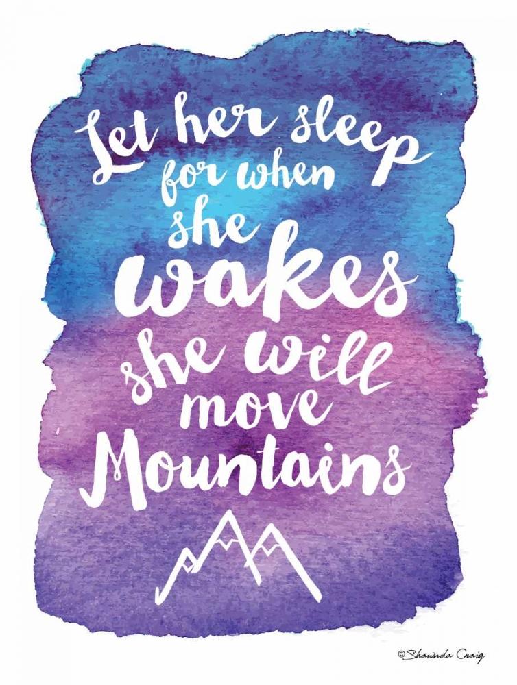 Let Her Sleep Craig, Shawnda 97527