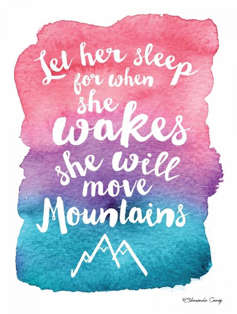Let Her Sleep II Craig, Shawnda 97528
