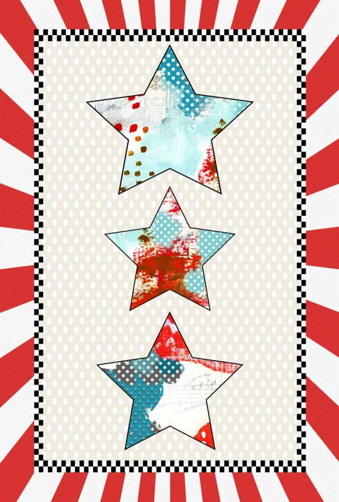 3 Stars Ogren, Sarah 66682