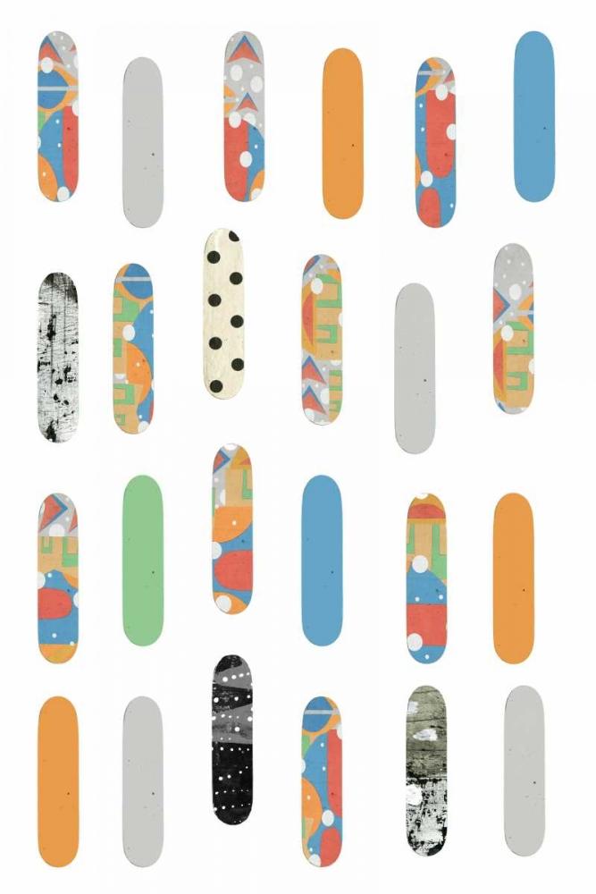 All the Skateboards Ogren, Sarah 66722