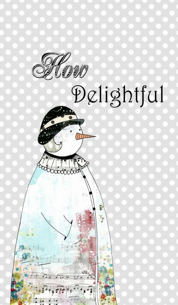Snow-woman in Cloche Ogren, Sarah 77773