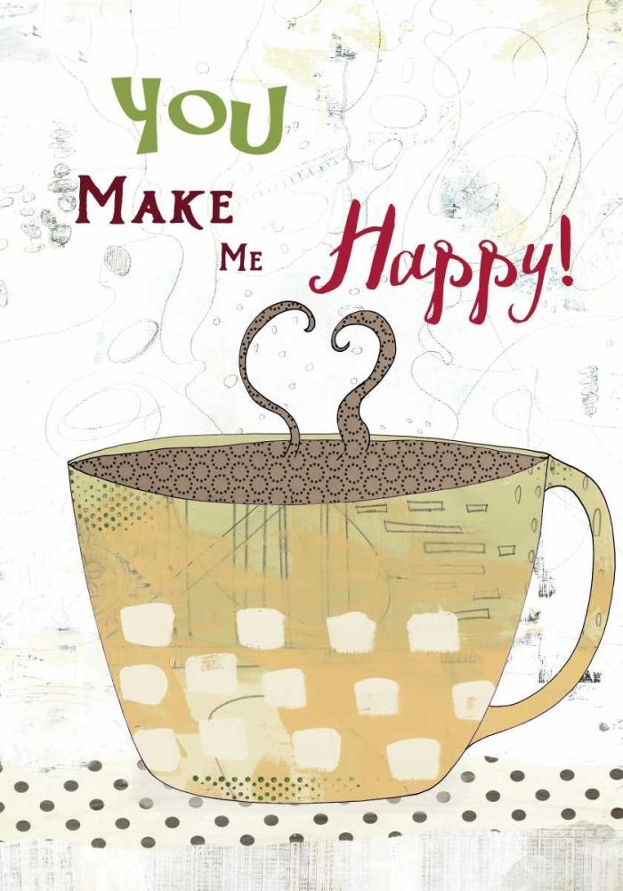 Happy Coffee Ogren, Sarah 81146