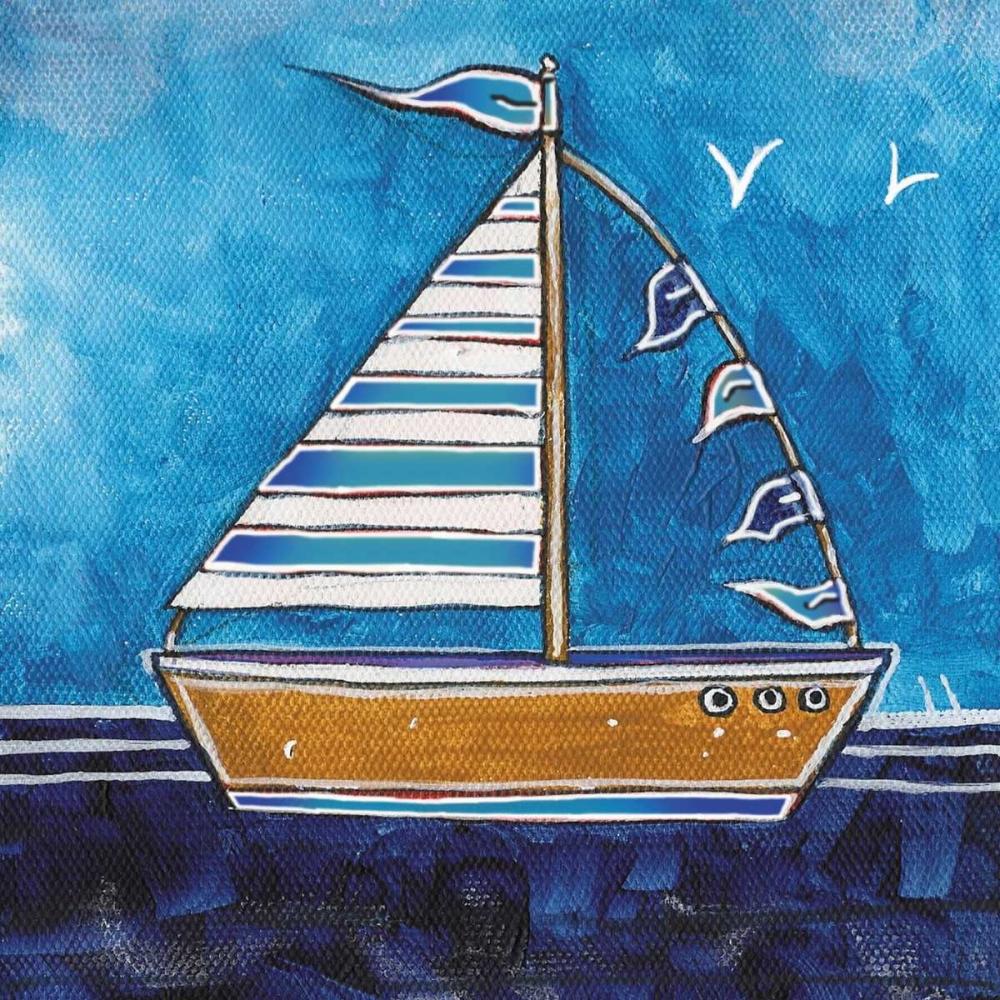 Boat II Roy, Stuart 81150