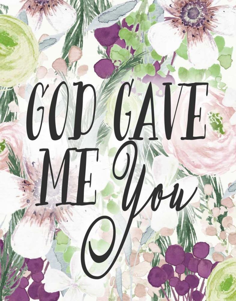 God Gave Me You Moss, Tara 55952