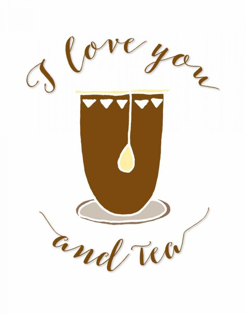 I Love You and Tea Moss, Tara 62281