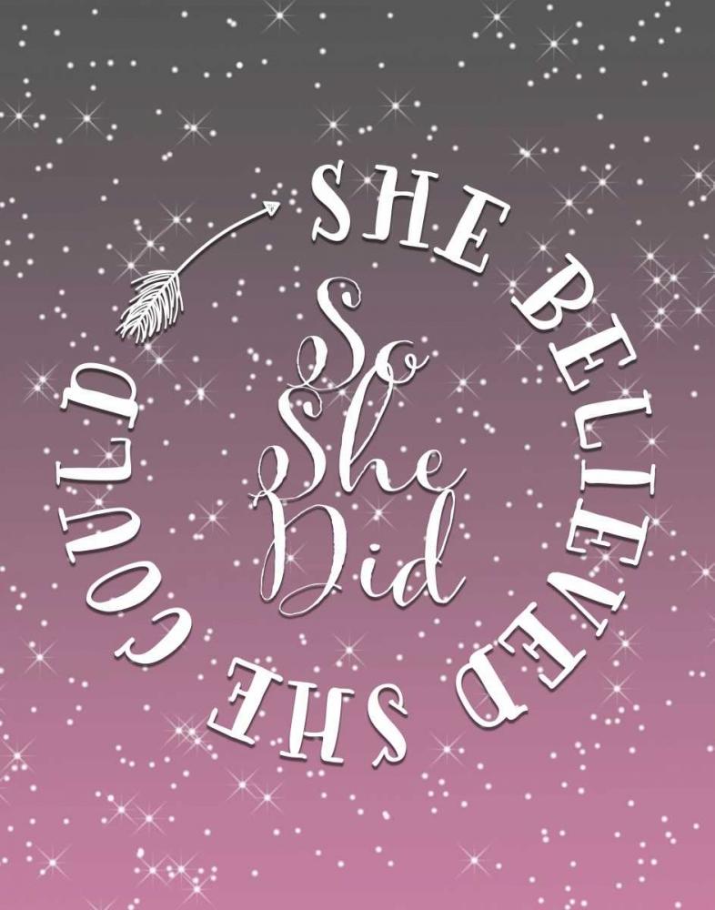 She Believed Moss, Tara 81182