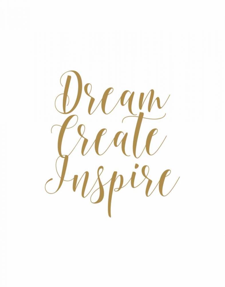 Dream Create Inspire Moss, Tara 83393