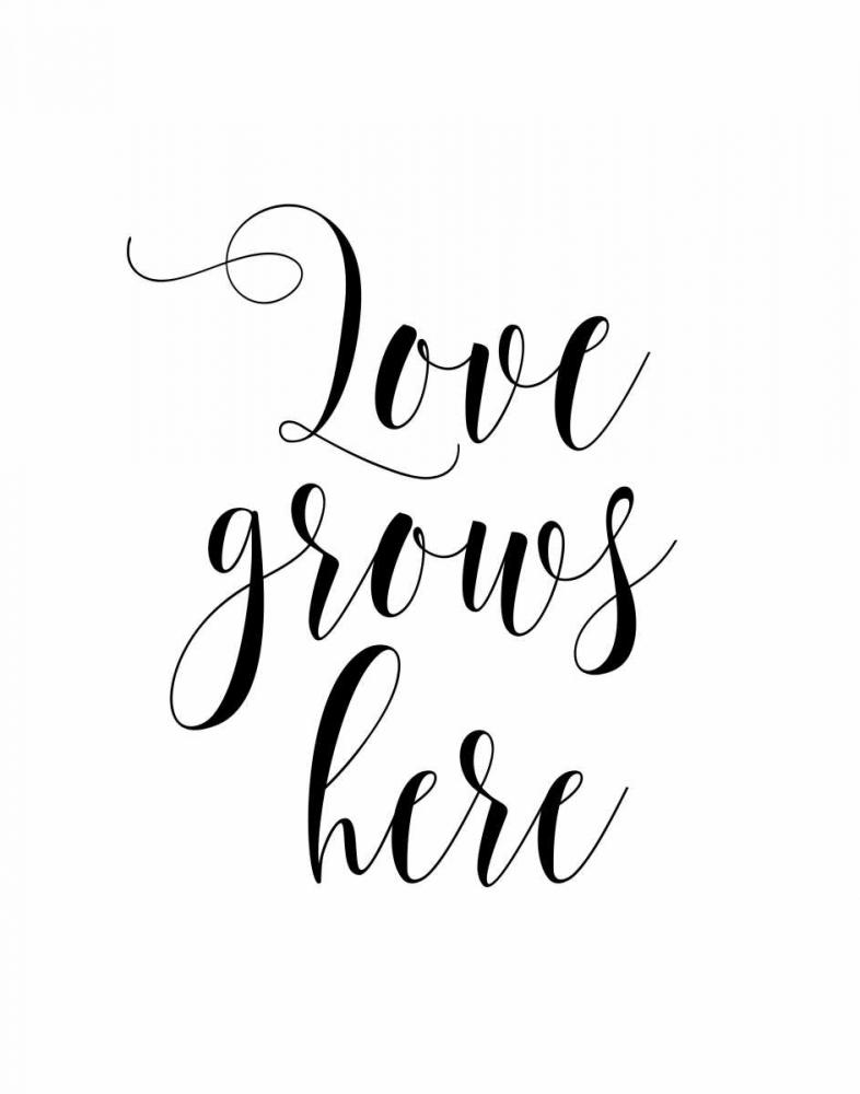 Love Grows Here Moss, Tara 105091