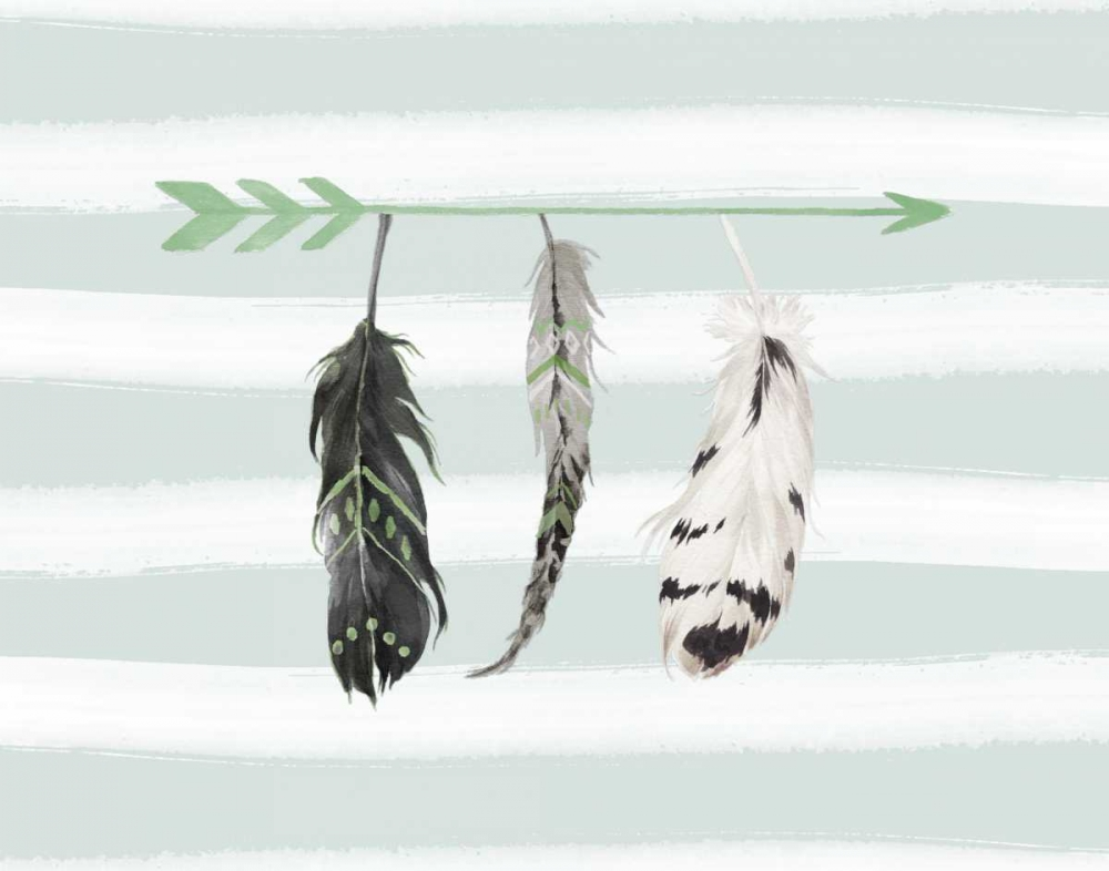 Mint Feathers and Arrows Moss, Tara 118692