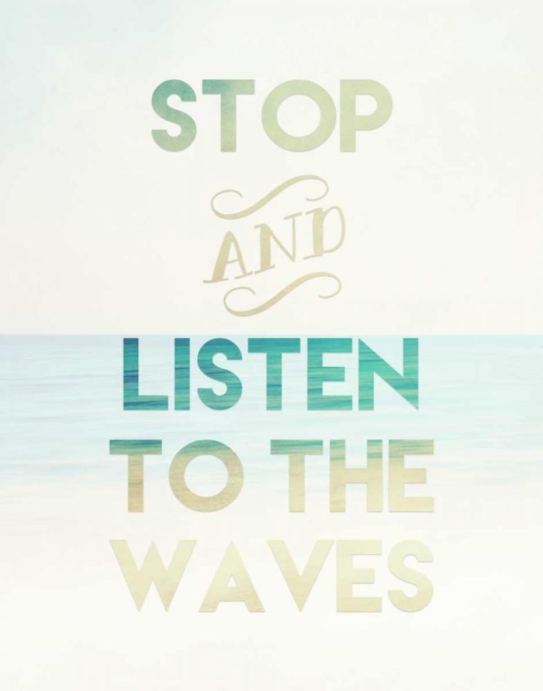 Listen to the Waves Moss, Tara 118717