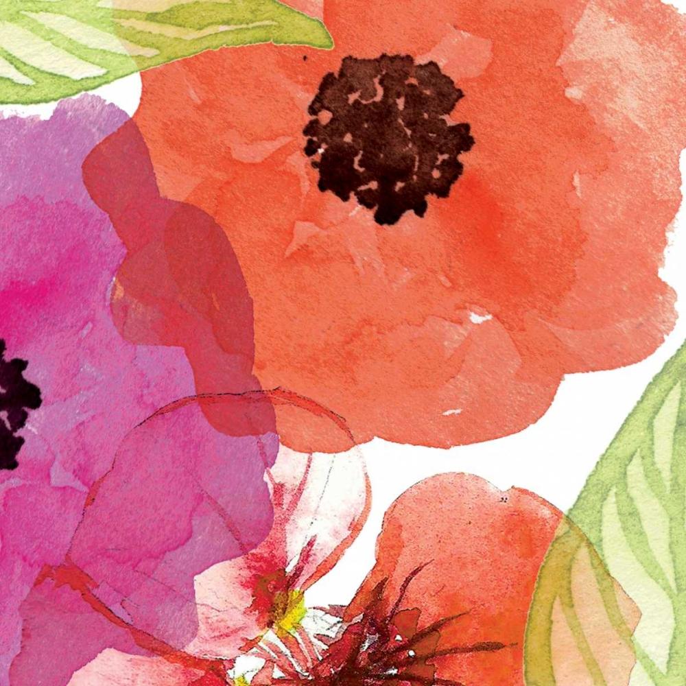 Vibrant Floral IV Apple, Tammy 141662