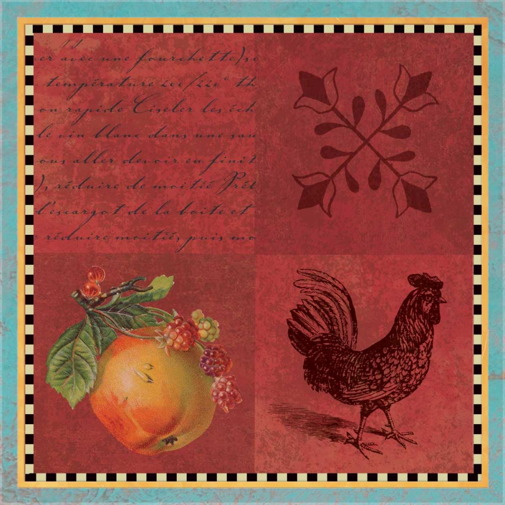 Rooster Deux Apple, Tammy 141766