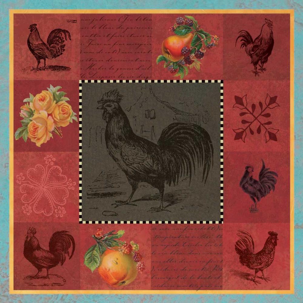 Rooster Melange Apple, Tammy 141767