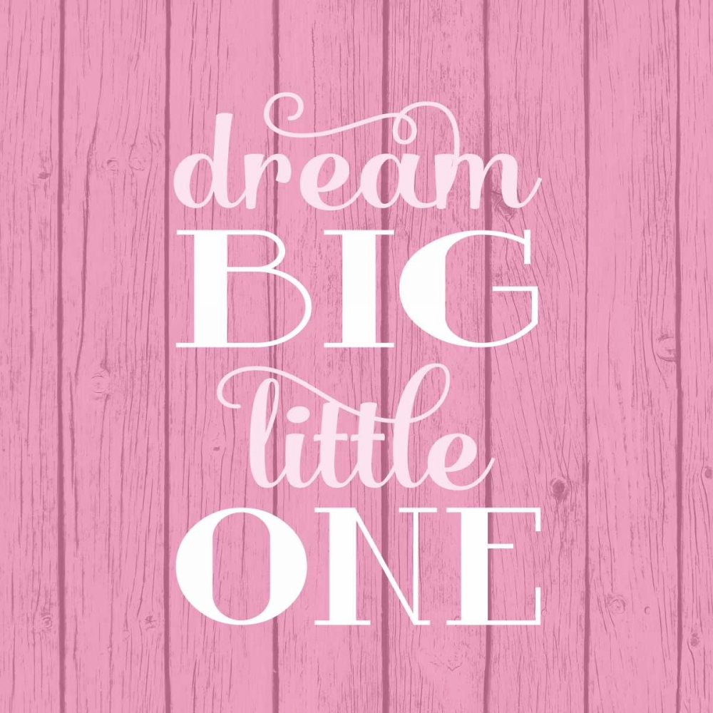 Dream Big - Girl Robinson, Tamara 81228