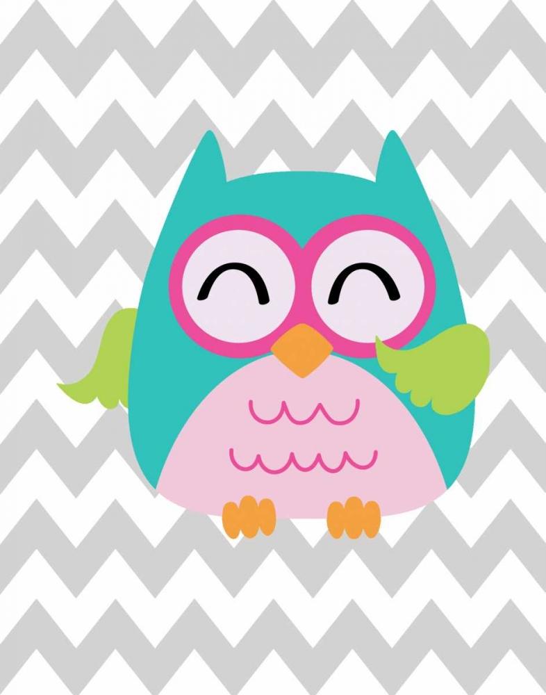 Owl Wash Brush Chevron Robinson, Tamara 99910