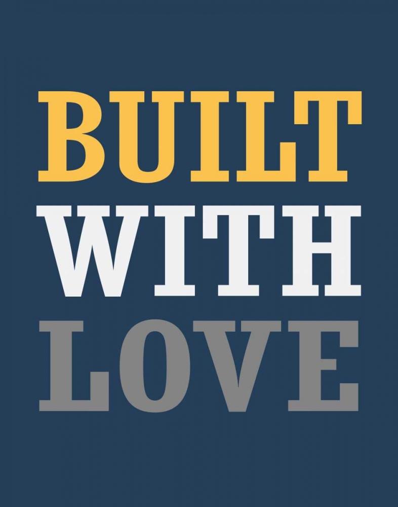 Built with Love Robinson, Tamara 99926