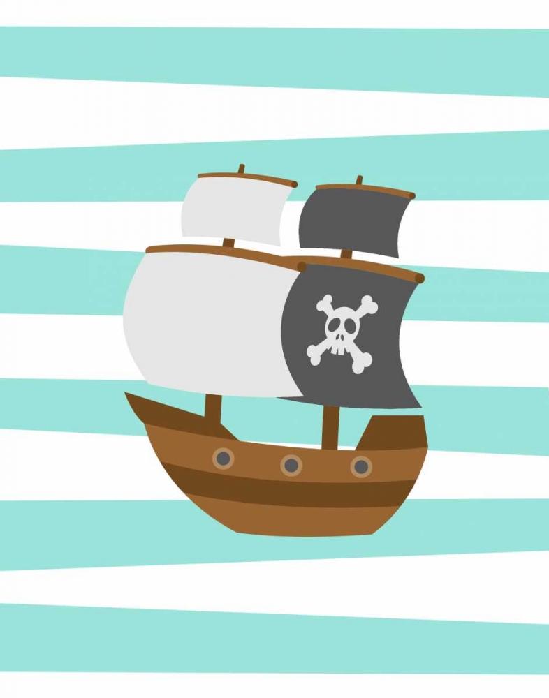 Pirate Boat Robinson, Tamara 105193