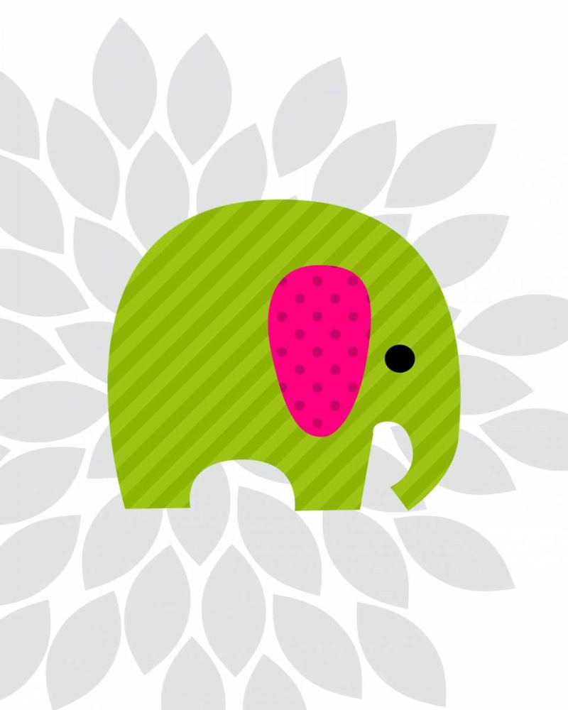 Elephant Flower I Robinson, Tamara 99935