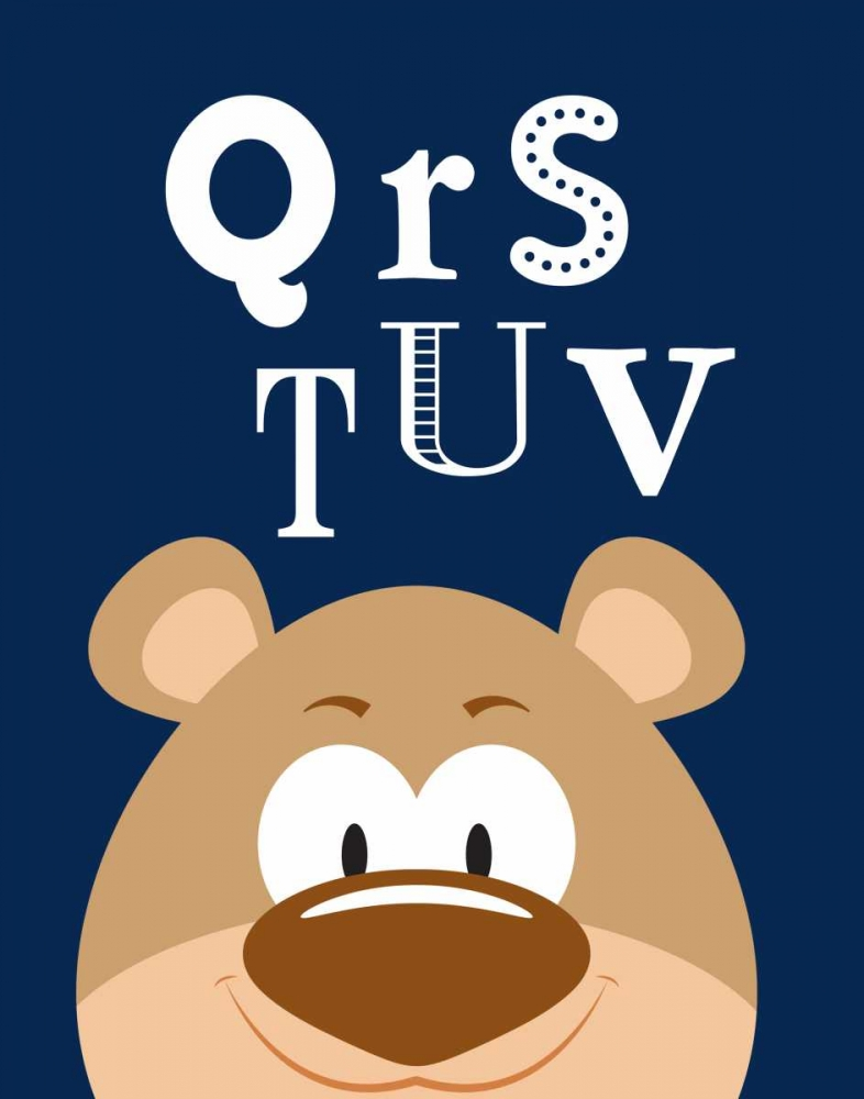 QRSTUV Animals Robinson, Tamara 100034