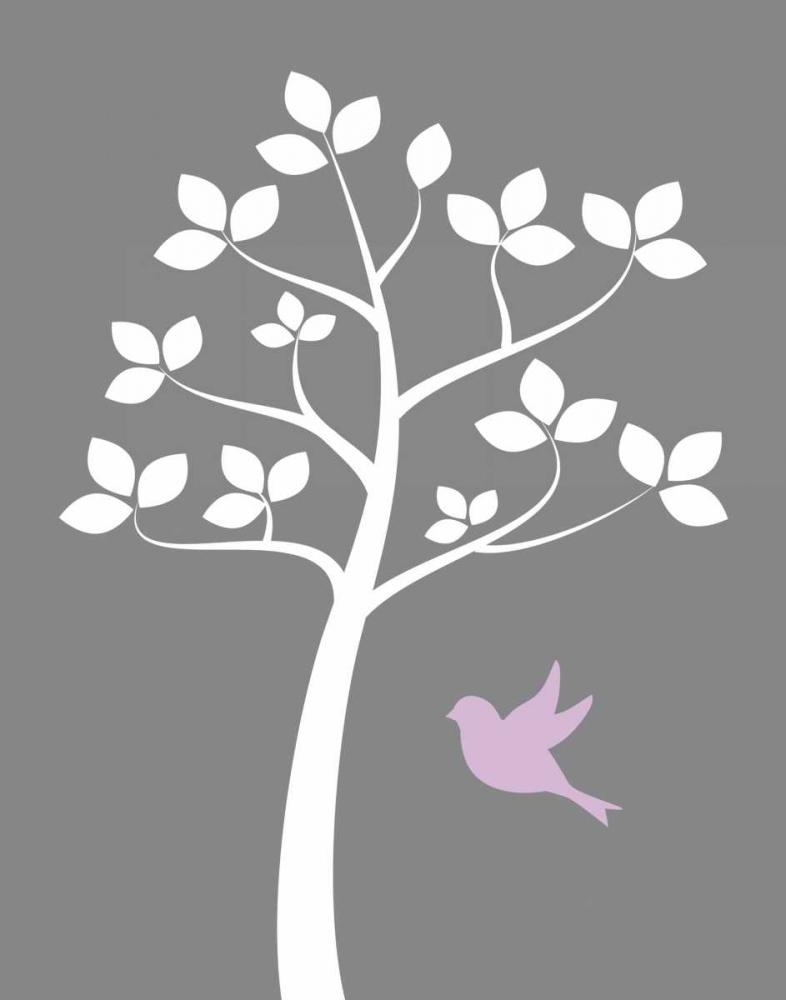 Girl Bird Tree II Robinson, Tamara 100048