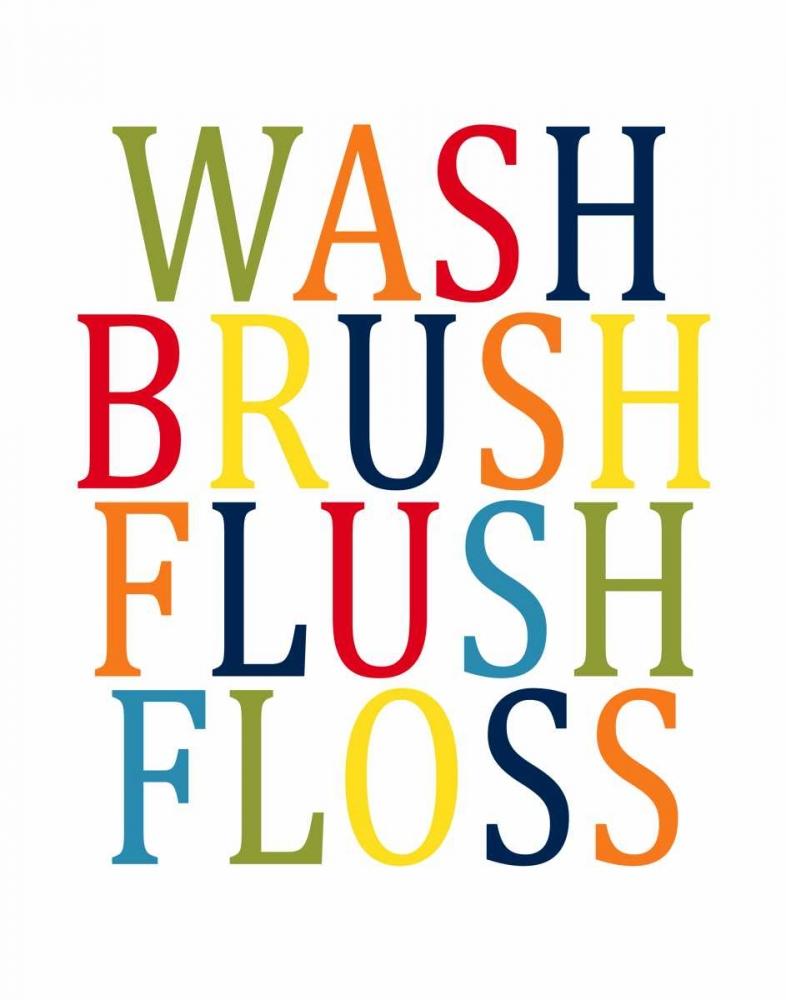 Wash Brush Flush II Robinson, Tamara 100076