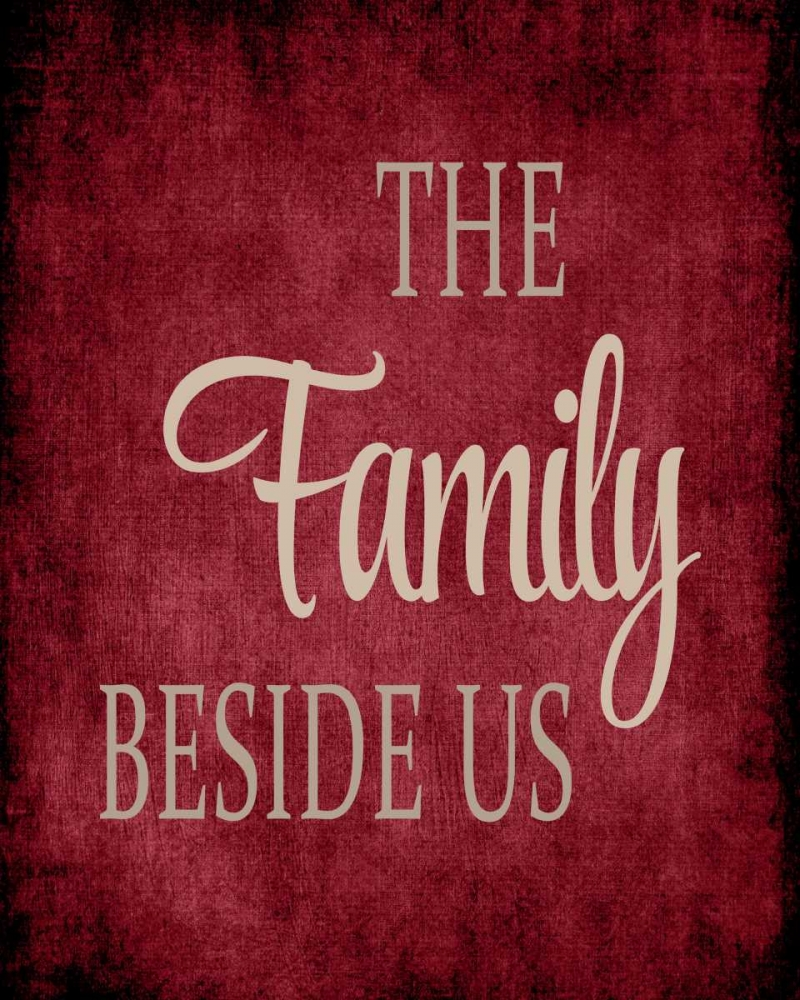 The Family Beside Us - Red Robinson, Tamara 120249