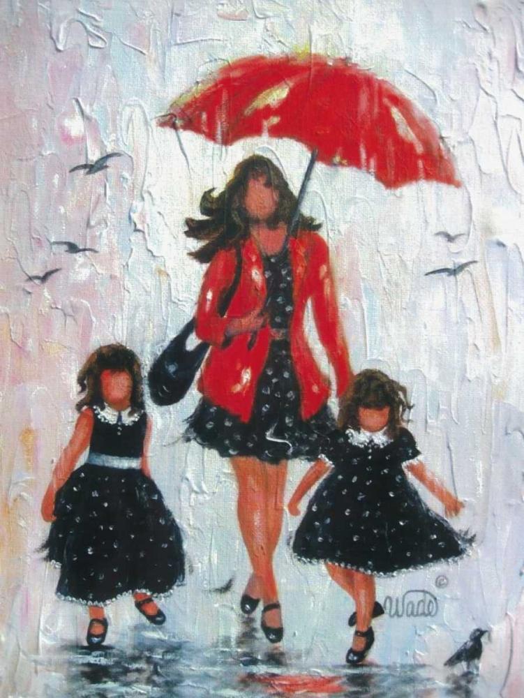 Rain Girls Red Wade, Vickie 81261