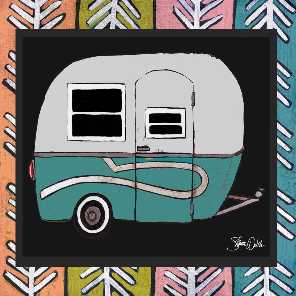 Camper - Aqua Welsh, Shanni 62298