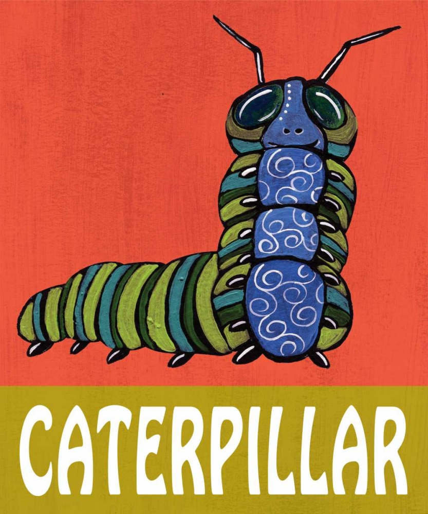 Caterpillar Welsh, Shanni 62308