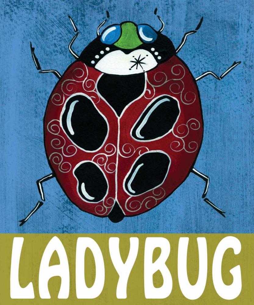 Ladybug Welsh, Shanni 62312